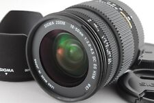 [NearMint] SIGMA 18-50mm F2.8-4.5 DC OS HSM AF Zoom Lens for Sony Alpha (A1746)