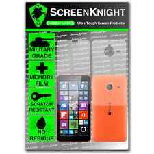 ScreenKnight Nokia Lumia 640 XL FULL BODY SCREEN PROTECTOR invisible shield