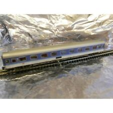 ** Minitrix 15866-08 DB 1st Class Coach FD Konigsee Train Blue/White 1:160 Scale