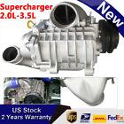 Cherokee Roots Supercharger Compressor Blower Booster Kompressor Turbine Car Suv