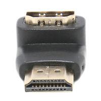 Meilleur Angle 90 Degrés HDMI Mâle Vers Connecteur Femelle De Câble