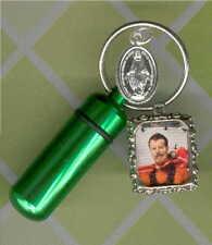 UP,Cremation Jewelry,Memorial Urn,Keepsake Urn,Cremation Urn,Green Urn