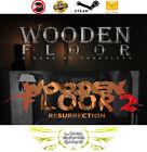 Wooden Floor 1 + Wooden Floor 2 PC Digital STEAM KEY - Region Free