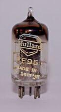 MULLARD EF95 CV850 Black Plate Square Getter Valve - 1 Piece (V4)