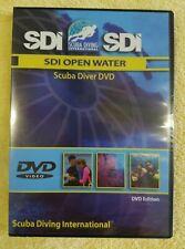 Sdi Open Water Diver Dvd Scuba Diving International Dvd Scuba Diving Course