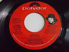 James Brown Kiss In 77 / Woman 45 1977 Polydor Vinyl Record