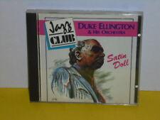 CD - DUKE ELLINGTON & HIS ORCHESTRA - SATIN DOLL