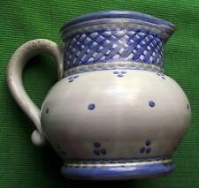 Scottish Studio Pottery Laurieston House Jason Shackleton Glazed Jug B