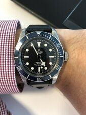 Tudor Heritage Black Bay Blue 41mm Automatic 79220B - Box/Papers