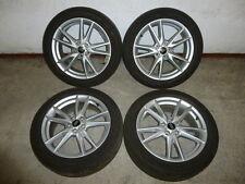 Audi Q2 18 Zoll Felgen Sommer Räder Radsatz Michelin 215 50 R18 92W 81A601025F