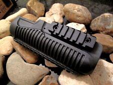Escort Shotgun Forend Grip Picatinny 12 Gauge TACTICAL Milled Aluminum RAILS