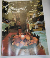 Gourmet Magazine Cookery Of The Canary Islands July 1970 102214R