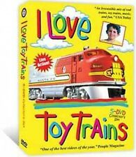 I Love Toy Trains 5 DVD Box Set Complete Series 1-Final