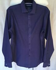 Mens business shirt Van Heusen Euro tailored fit