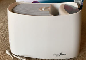 Honeywell Humidifier with 99% Ultra Violet Germ Free Cool Moisture - no filters
