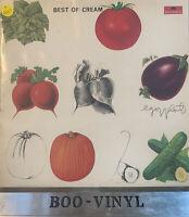 CREAM - Best Of Cream - 1968 Vinyl LP - Polydor 583060 A1/B1 EX / VG+