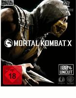 Mortal Kombat X Steam Download Key Digital Code [DE] [EU] PC