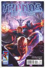 Thanos Imperative 5 Marvel 2010 FN Aleksi Briclot 1st Print