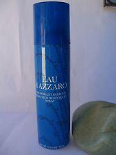 EAU D'AZZARO LORIS AZZARO  Perfumed DEODORANT Spray 150 ml  RARE VINTAGE
