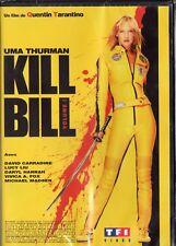 DVD.   KILL BILL. ( uma thurman)
