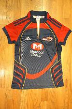 Delhi Daredevils Cricket jersey / shirt.  Adidas Asian medium Muthoot Group