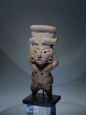 pre columbian PrettyLady Figure ceramic pottery TL Test Olmec San Jeronimo Venus