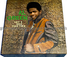 "Japan CD Box - Al Green - ""Lets Stay Together"" - For Mini-Cd's (Box Only)"