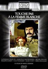 NEW DVD - TOUCHE PAS A A FEMME BLANCHE , KOCH VISION  Catherine Deneuve, Marcell