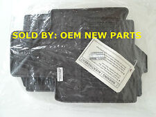 2009-2015 Infiniti FX50 All Season Floor Mat Set Brown NEW OEM 999E1EX001BR