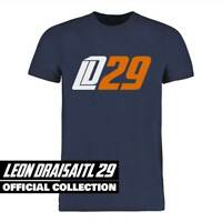 Leon Draisaitl T-Shirt OILERSNATION Größe S - 3XL - SCALLYWAG® x LD29 Collection