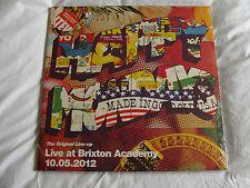 Vinyl Double Album: Happy Mondays : Live At Brixton Academy 2012 : Orange Sealed