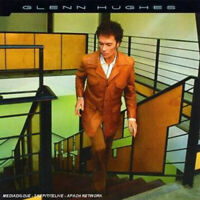 Glenn Hughes ‎Building The Machine 2 × Vinyl, LP, Album, gatefold, clear RCV213
