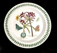 Beautiful Portmeirion Botanic Garden Mexican Lily Dinner Plate