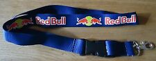 RED BULL LANYARD / ID HOLDER.