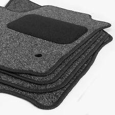 Fußmatten für Fiat Panda 2003-2012 Autoteppich anthrazit