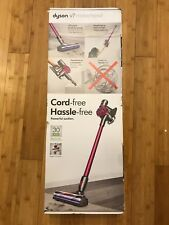 BRAND NEW Dyson V7 Motorhead Handheld Stick Cordless Vacuum Cleaner Gray/Purple