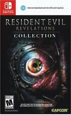 Resident Evil: Revelatio Collection (English/Jap/Chi Ver)for Nintendo Switch NS