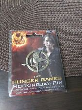Hunger Games Movie Mockingjay Prop Replica Pin from NECA  2012