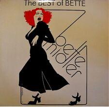 BETTE MIDLER the best of bette LP 1978 friends RARE EX+