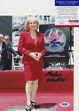BARBARA WALTERS THE VIEW SIGNED AUTOGRAPH 8X10 PHOTO PSA/DNA COA #K38006