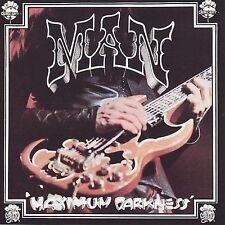 Maximum Darkness [Bonus Tracks] by Man (CD, Jun-2008, Esoteric Recordings)