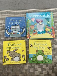 Thats Not My Books Bundle, Usbourne Touchy Feely