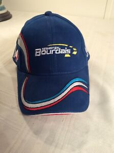 Indy Car - SABASTIEN BORDAIS #14 CAP, adjustable