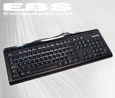 Medion / Chicony PS-2 Slim Keyboard Tastatur Modell: KB-0837 Nordic Neu OVP