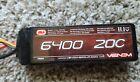 Venom Group Venom 20C 3 cell 6400mAh 11.1V Lipo Battery New Open Box