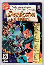 DC DETECTIVE COMICS #500 - BATMAN - VF/NM Mar 1981 Vintage Comic
