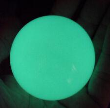 25mm Natural Rare Luminous Glow In The Dark Stone Sphere Ball healing China