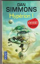 Hypérion 1 - Dan Simmons  . Comme neuf, Pocket . 05/11