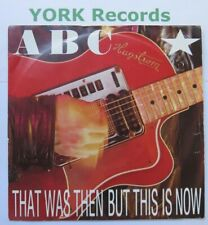 """ABC - That Was Then But This Is Now - Excellent Con 7"""" Single Neutron NT 105"""
