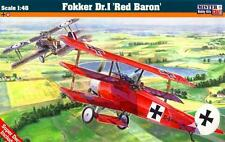 Fokker Dr. I Red Baron (luftaffe & French Armee de l 'Air MKGS) 1/48 MISTERCRAFT